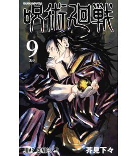 Jujutsu Kaisen Vol. 9 (Sorcery Fight)