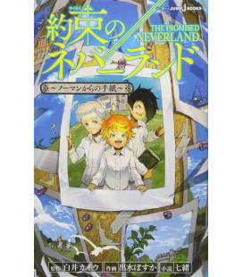 Yakusoku no nebarando (The Promised Neverland) - Letter from Norman - Novela basada en el manga