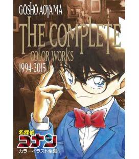 Gosho Aoyama - The Complete Color Works 1994-2015