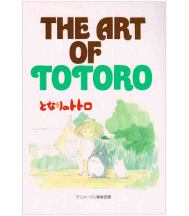 The Art of Totoro - Libro de ilustraciones de la película