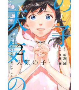 Tenki no Ko vol. 2 - Versión manga