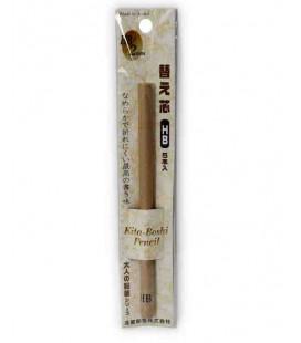 Otona - Recarga de lapiz (mina) negro - HB2mm - Kitaboshi - 5 unidades
