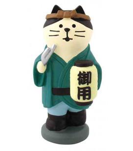 Decole - Gato de año nuevo okappiki neko - Concombre Fuku Mono - Modelo ZTM-43576