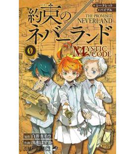 Yakusoku no nebarando (The Promised Neverland) Vol. 0 - Mystic Code - Fanbook
