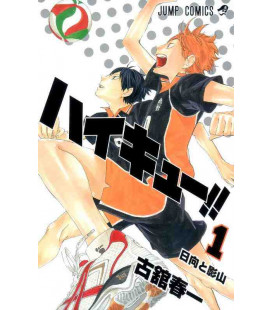 Haikyu!! Vol.1