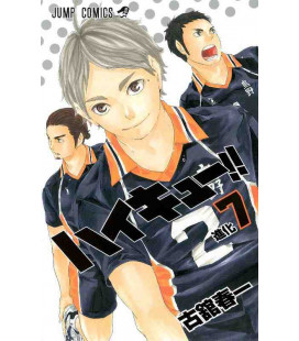 Haikyu!! Vol.7