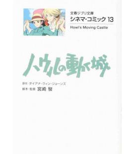 Cinema Comics - Howl no Ugoku Shiro - El castillo ambulante