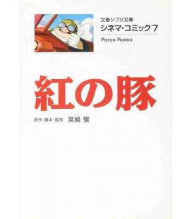 Cinema Comics - Kurenai no buta - Porco Rosso