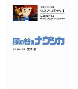 Cinema Comics - Kaze no Tani no Naushika - Nausicaä del Valle del Viento