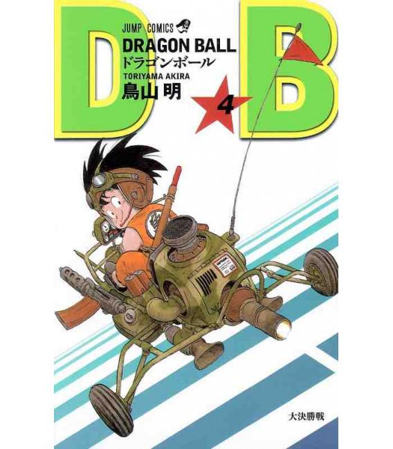 Dragon Ball - Vol 4 - Edición Tankobon