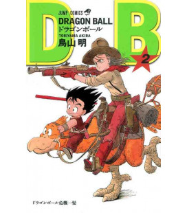 Dragon Ball - Vol 2 - Edición Tankobon