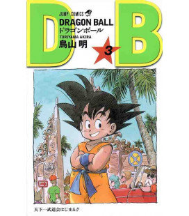 Dragon Ball - Vol 3 - Edición Tankobon