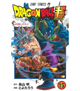 Dragon Ball Super Vol. 15