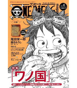 One Piece Magazine Vol. 6