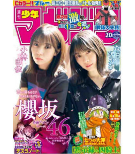 Weekly Shonen Magazine - Número 20 - Abril 2021