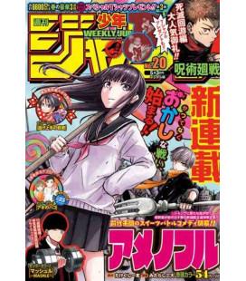 Weekly Shonen Jump - Número 20 - Abril 2021