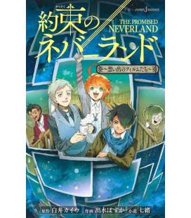 Yakusoku no nebarando (The Promised Neverland) - Films of Memories - Novela basada en el manga