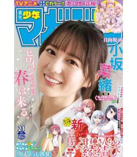 Weekly Shonen Magazine - Número 21 - Mayo 2021
