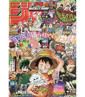 Weekly Shonen Jump - Número 21/22 - Mayo 2021