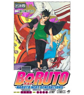 Boruto Vol. 14 - Naruto Next Generations