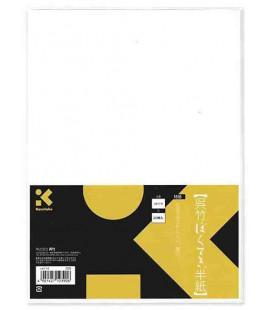 Hojas de caligrafía Kuretake- Modelo LA17-2 (Iniciación)- 20 hojas - Papel grueso