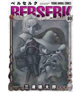 Berserk Vol.40
