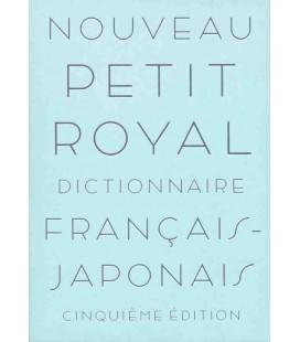 Nouveau Petit Royal Dictionnaire Français-Japonais (Cinquième édicion) - Inclui dicionário online