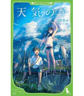 Tenki no ko (Weathering with You) Novela japonesa escrita por Makoto Shinkai - Edición con Furigana