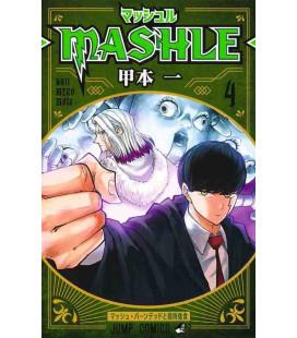 Mashle Vol.4