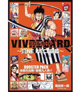 One Piece Vivre Card - Booster Pack - Ketsui no Shutsujin! Akazaya Kuninotoko