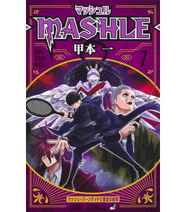Mashle Vol.7