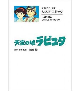 Cinema Comics - Tenku no Shiro Raputa - El castillo en el cielo