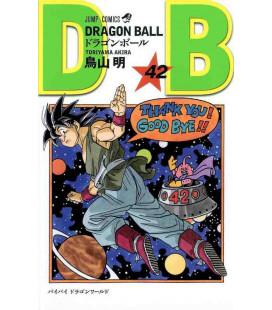 Dragon Ball - Vol 42 - Edición Tankobon
