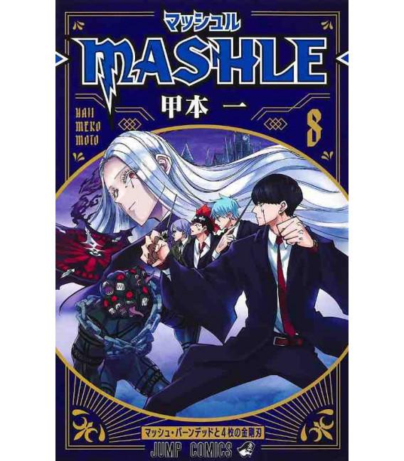 Mashle Vol.8