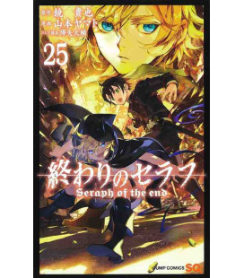Seraph of the end - Vol 25 (Owari no Seraph)