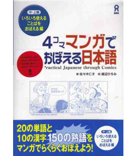 Practical Japanese Through Comics (Libro 2)