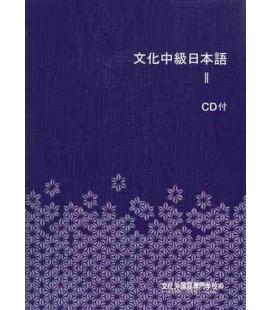 Bunka Chukyu Nihongo 2 (Libro del alumno)- Incluye 4 CD
