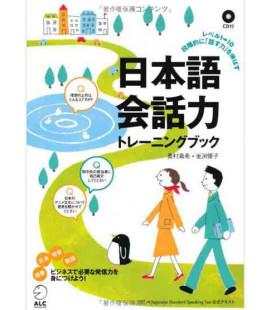 Nihongo Kaiwaryoku - Libro + CD (Conversación en Japonés)