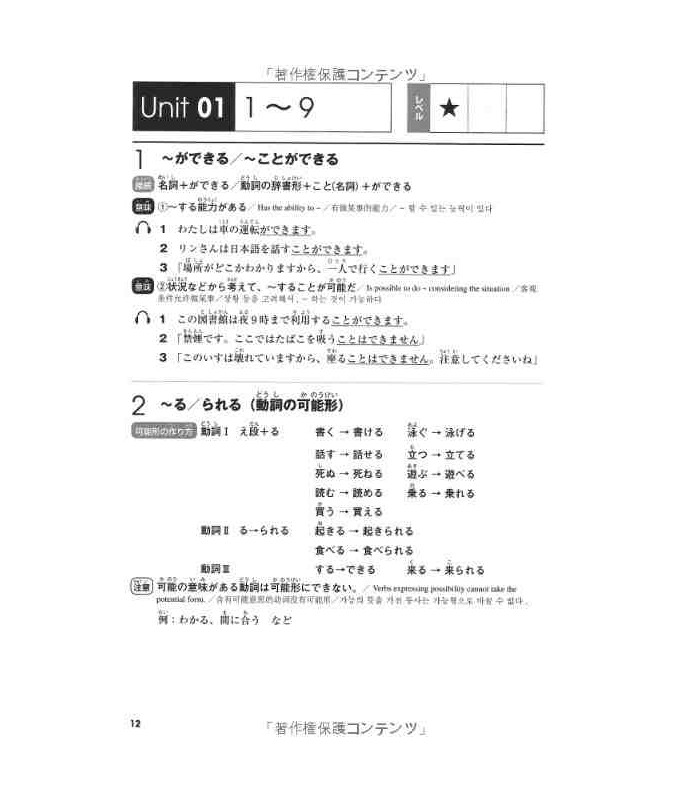 JAPANESE LANGUAGE PROFICIENCY TEST N4 (LEARN GRAMMAR THROUGH