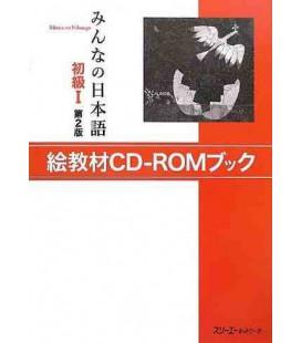 Minna No Nihongo Elemental 1- Picture Cards con CD-ROM - (Shokyu 1 - E-Kyouzai) Segunda Edición