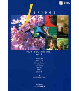 J.Bridge for Begginers Vol.1 (incluye 2 CD)