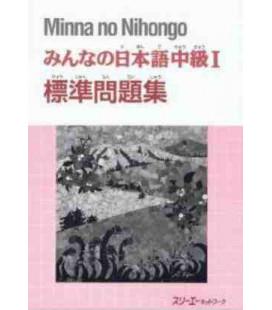 Minna no Nihongo - Nivel Intermedio 1 - Cuaderno de ejercicios (Chukyu 1 - Hyojun mondaishu)