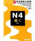 The Preparatory Course for the JLPT N4, Kiku: Listening Comprehension- Incluye 2 CDs
