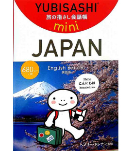 Mini Yubisashi Japan (English Edition) - Express yourself in Japanese pointing words