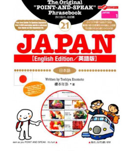 The Original Point and Speak Phrasebook: Japan