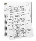 Maruman Mnemosyne Notebook N195A (Tamaño A5)