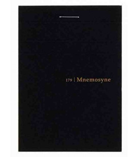 ?Maruman Mnemosyne Notebook N179A (A7) - 5mm squared