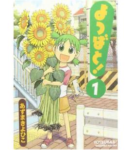 Yotsuba to! Vol.1